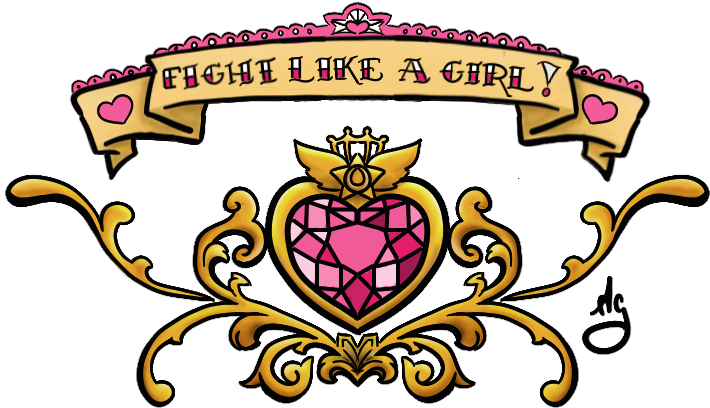 Fight like a girl png. Download lower back piece