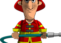 Fireman free best firefighter. Fighter clipart firefigher picture freeuse download