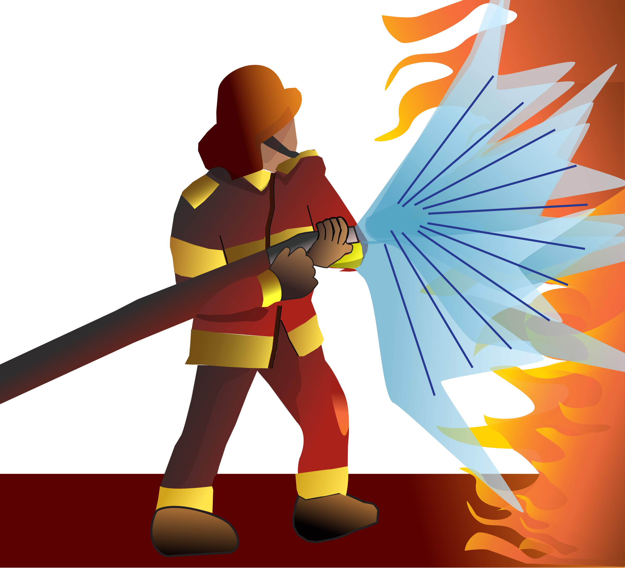 Firefighter fire clip art. Fighter clipart firefigher picture free stock