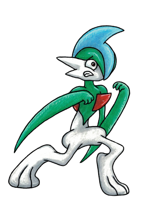Fighter clipart kung fu fighting. Type collab gallade by