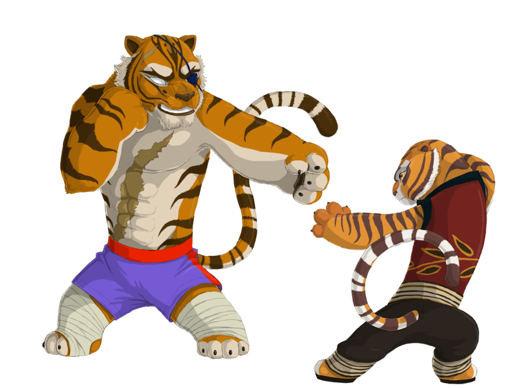 Fighter clipart kung fu fighting. Here is another commission