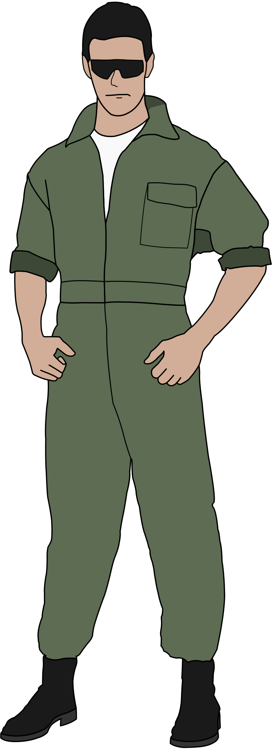 Fighter clipart military pilot. Big image png