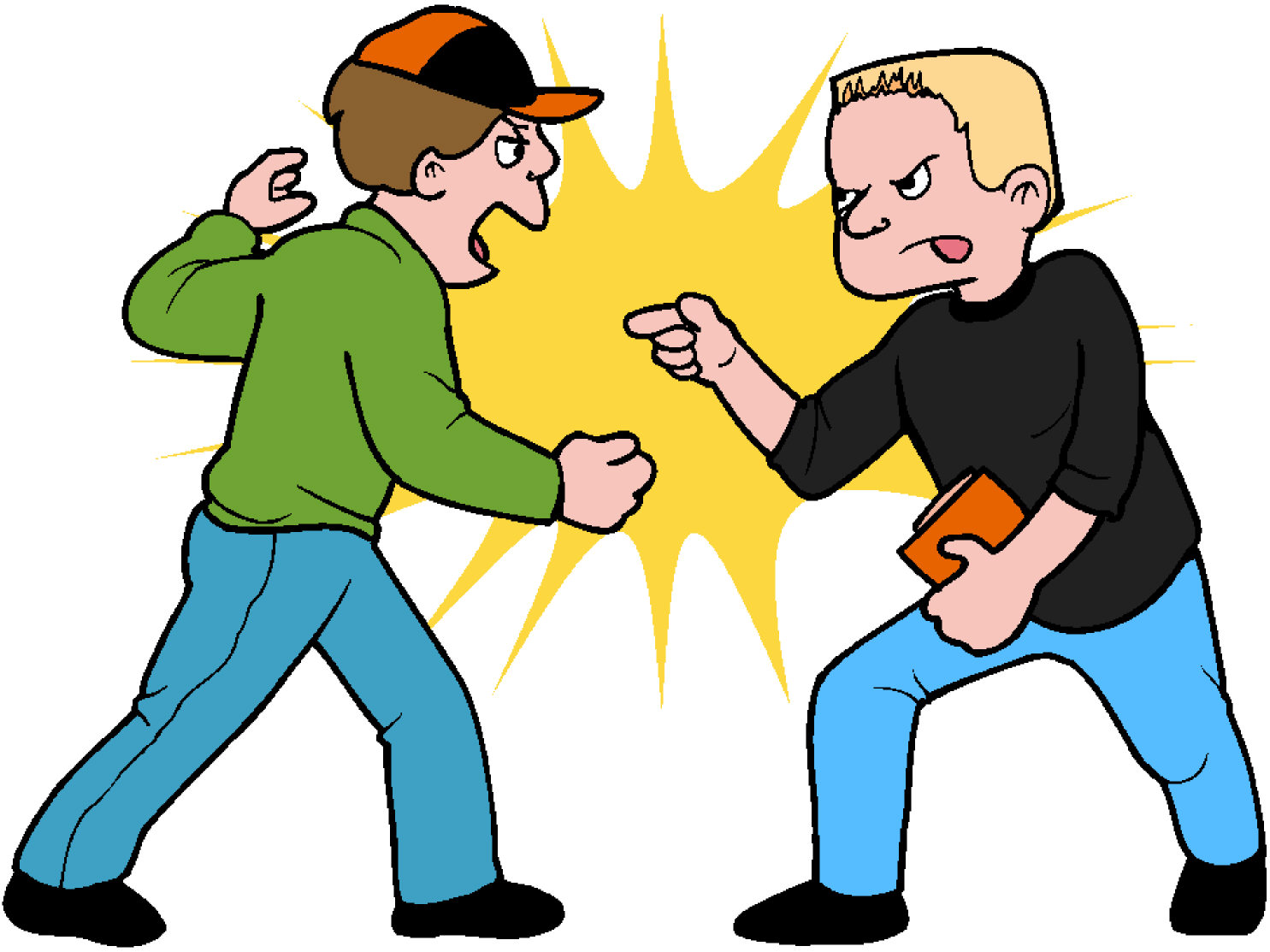 Fighting clipart belligerence. Fighter clip art panda