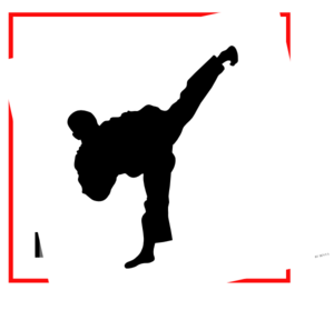 Tkd clip art at. Fighter clipart clipart freeuse