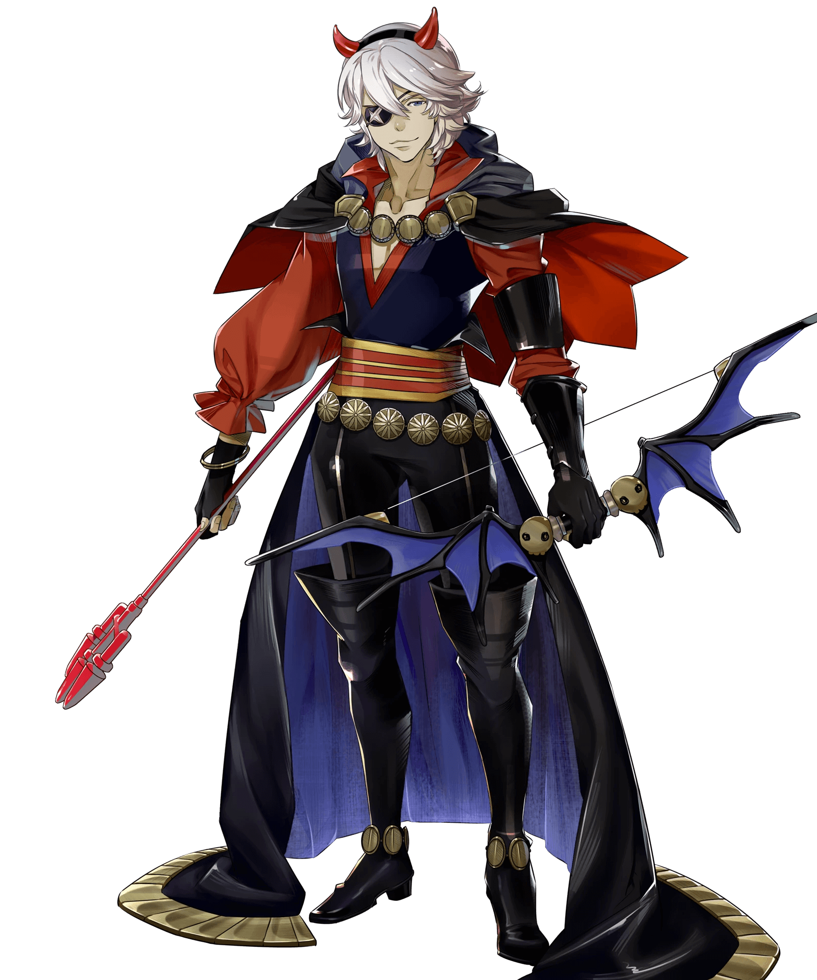 Fighter drawing action hero. Halloween niles fire emblem
