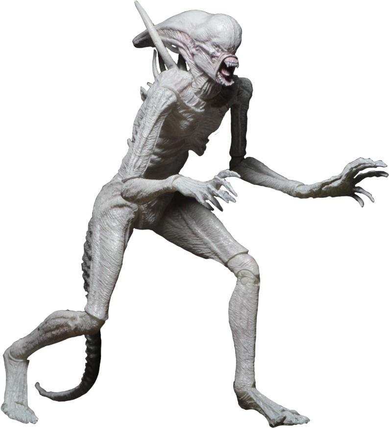 Fighter drawing action hero. Alien covenant new creature