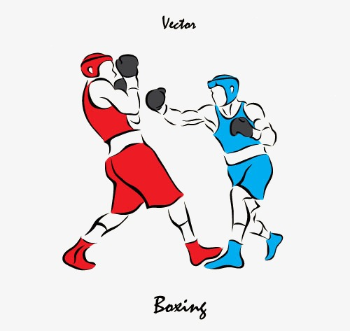 Fighting clipart boxing match. Wrestle fight png image