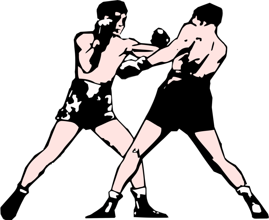 Fighting clipart martial art. Boxing glove punching training