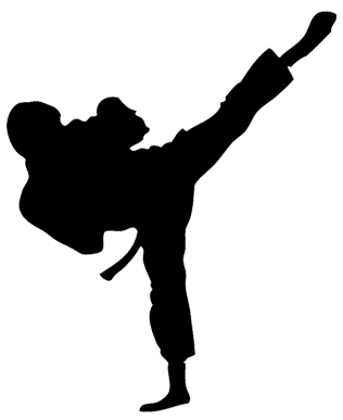 Fighting clipart martial art. Free arts download clip
