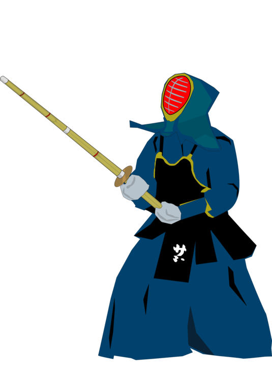 Fighting clipart sport japanese. Kendo martial arts computer