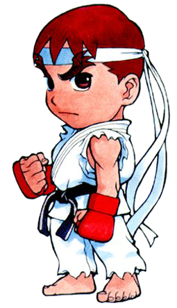 Fighting clipart street fighter. Ryu fighters jacket anime