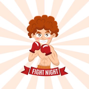 Fighting clipart victory flag. Boxing gloves png images