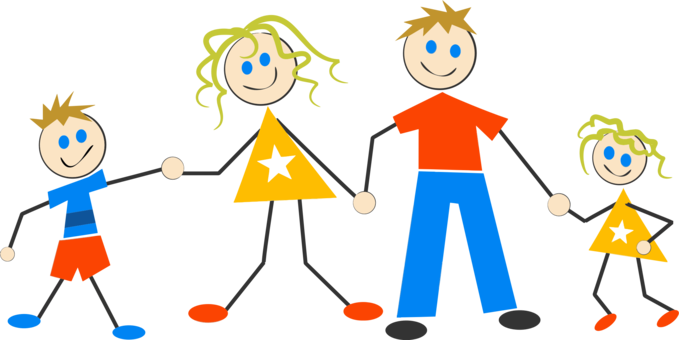 Figure clipart 7 person family. Father images under cc