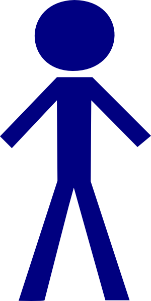 male stick figure png