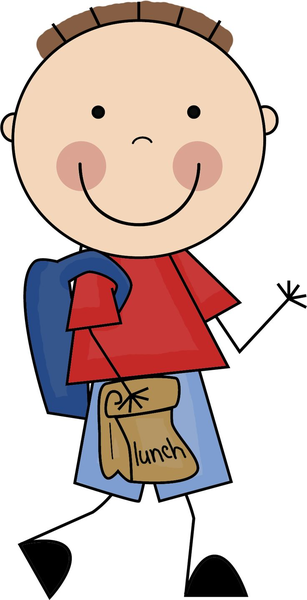 Figure clipart student. Stick free images at