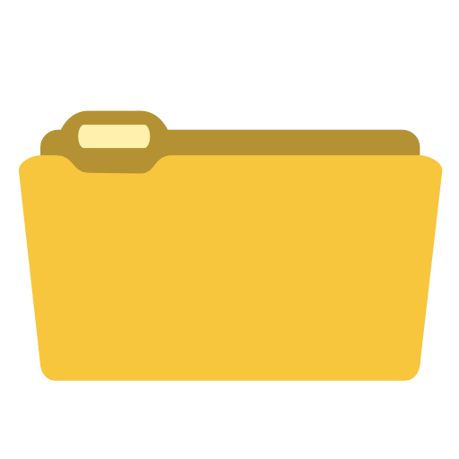 File folder icon png. Free files system icons