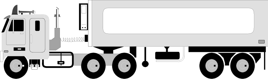 File vector truck. Big svg clip art