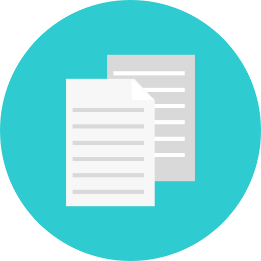 Files png. Flat icon page svg