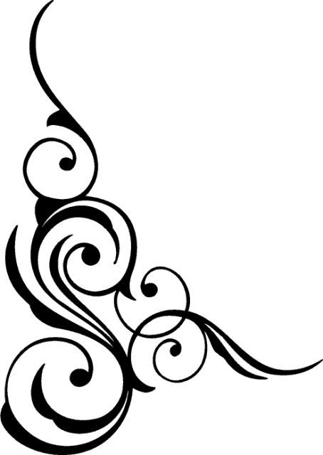 Filigree clipart. Best images on