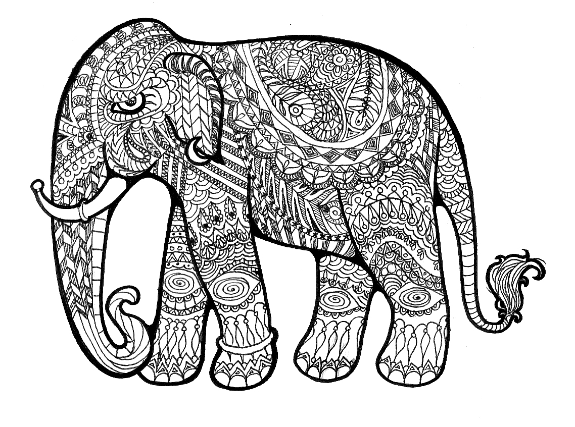 Filigree clipart elephant. Pretty images oh my