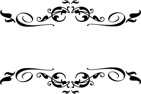 Filigree clipart png. Download wallpaper boder full