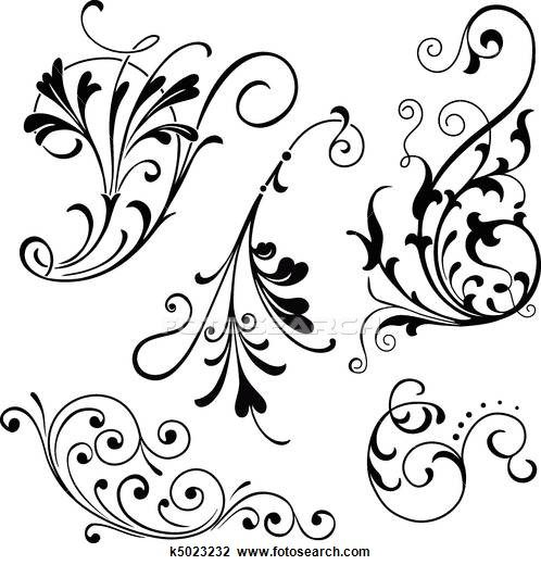 Filigree clipart royal filigree. Illustrations and royalty free