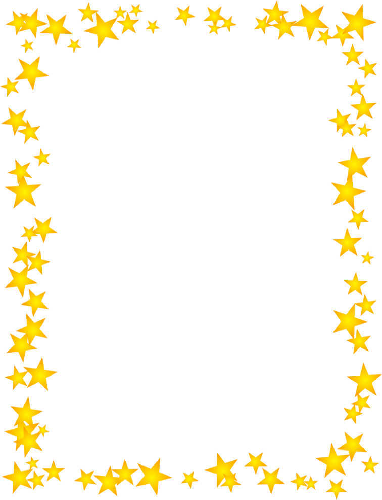 Filigree clipart star. Free golden border cliparts