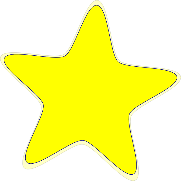 Filigree clipart star. The barefoot chorister stars