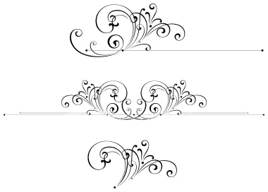 Filigree clipart svg. Group a set of