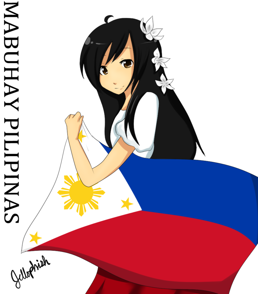 Philippines drawing anime. Jessica trend did ai