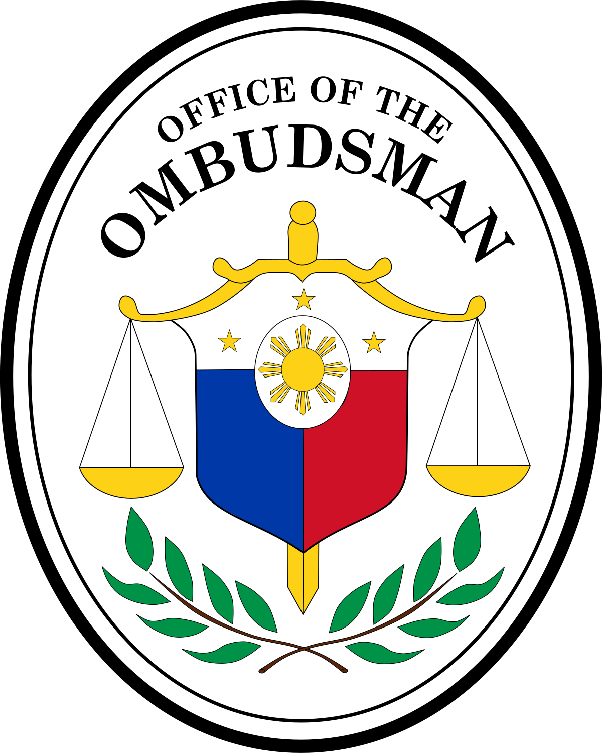 Filipino drawing bansa. Ombudsman of the philippines