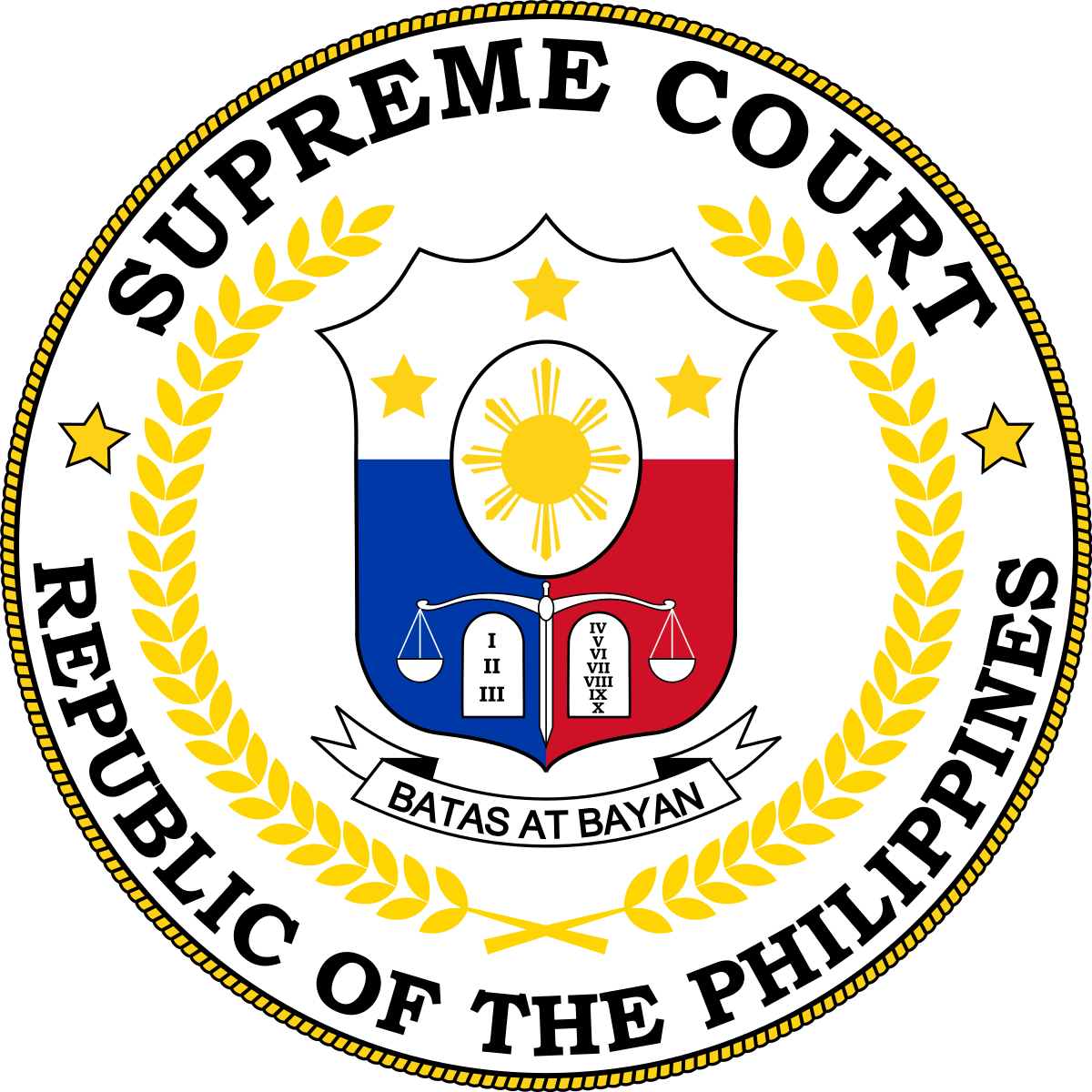 Filipino drawing meaning. Chief justice of the