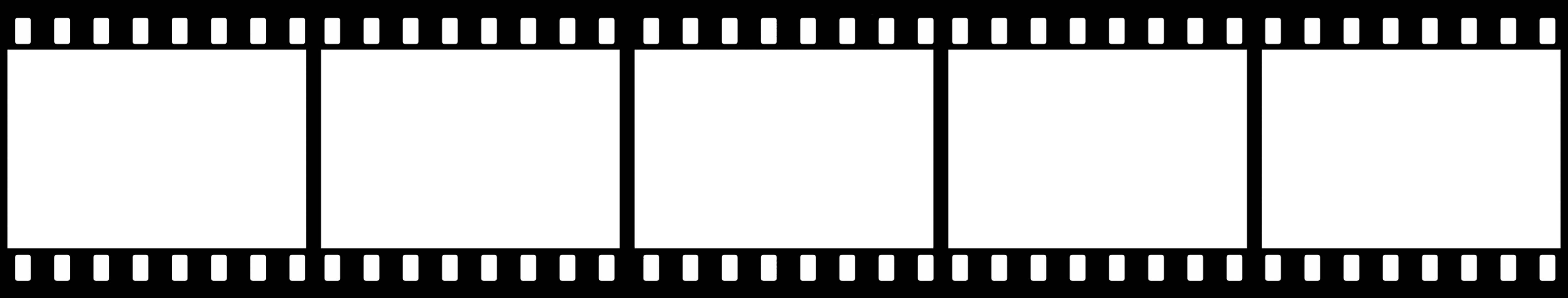 filmstrip vector color
