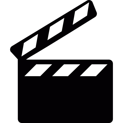 Film clapper png. Clapperboard free cinema icons