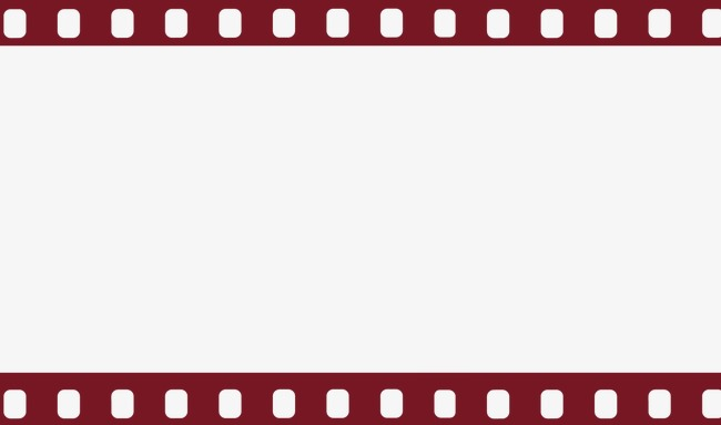 Film clipart border. Creative borders clips png