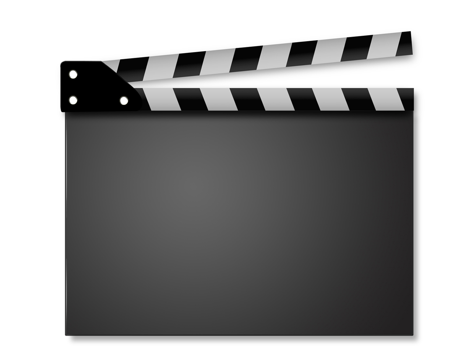 Film clipart clapper board. Movie panda free images