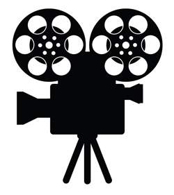 film clipart film club