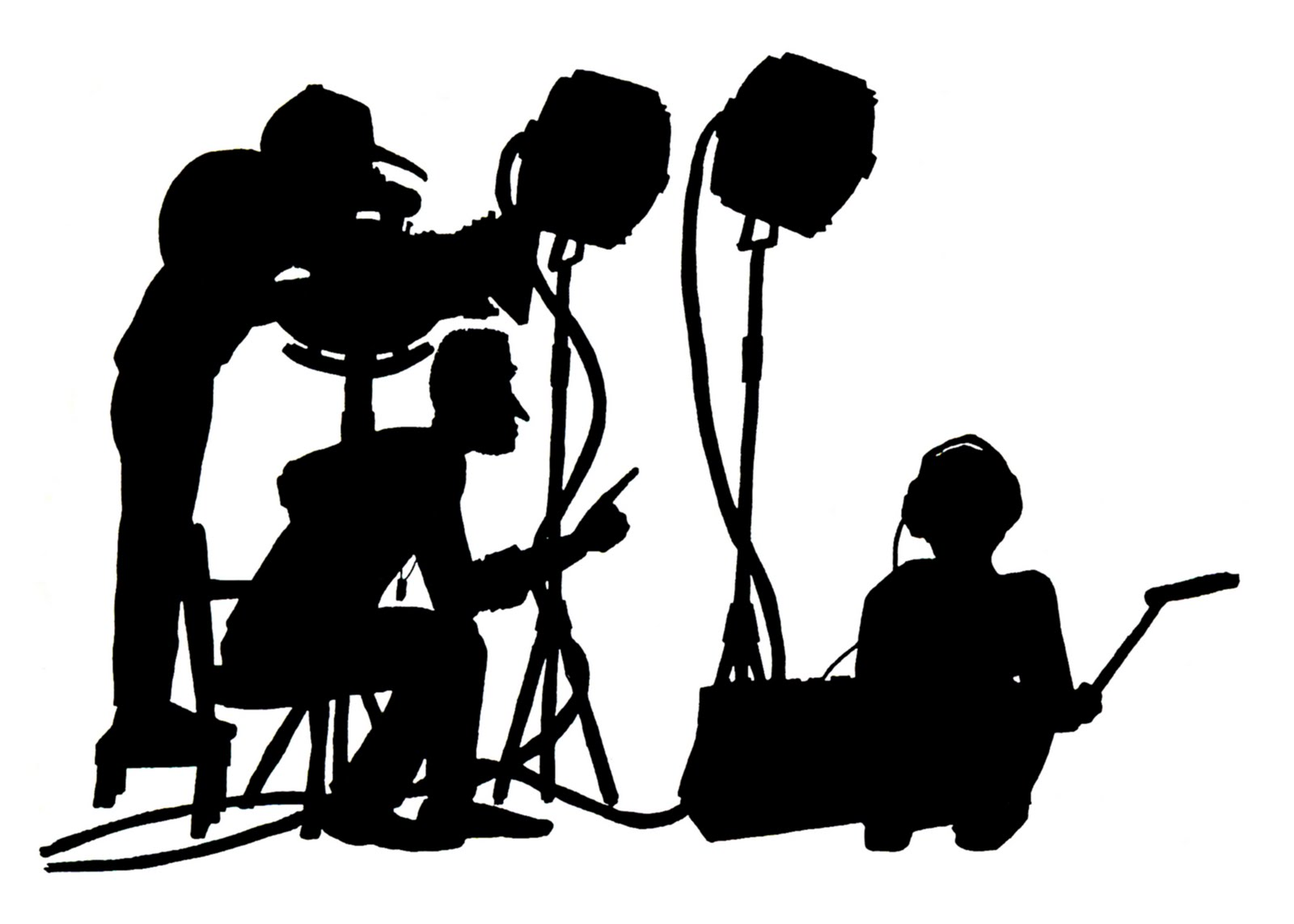 film clipart film production