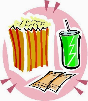 Film clipart movie concession. New concessions for gw