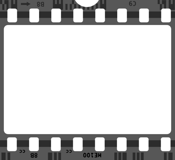 Film reel border png. Strip clip art at