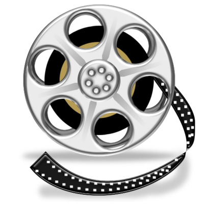 movie reel icon png