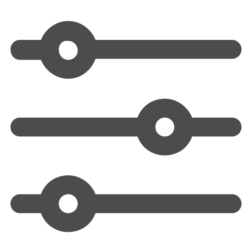 Vector filter icon. Funnel with png and