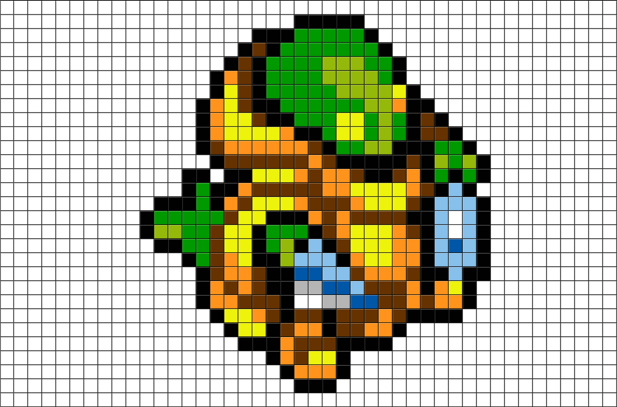 Final fantasy meteor png. Tonberry pixel art brik