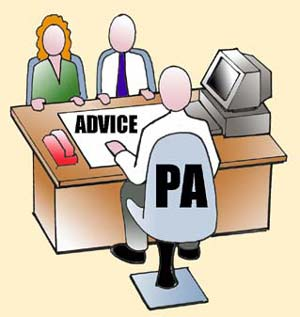 Finance clipart financial adviser. Investment advisor