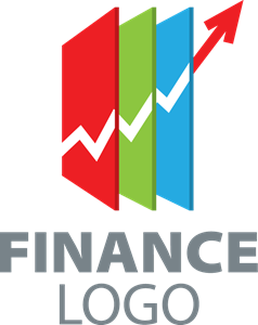 Finance vector. Logo eps free download