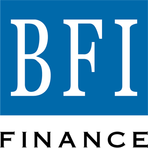 Finance vector. Bfi logo eps free