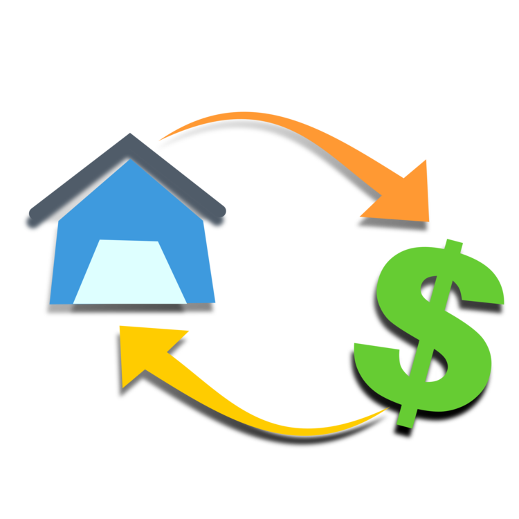 Financial clipart. Mortgage loan finance bank