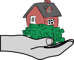 Financial clipart. Home finance clip art