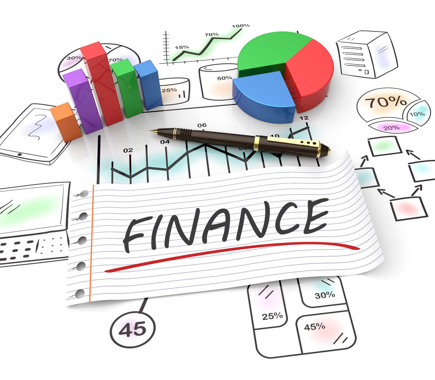 financial clipart financial planner