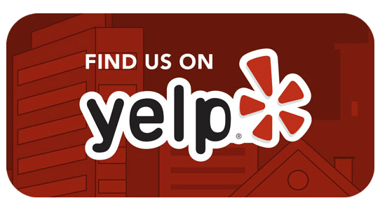 Find us on yelp png. Green chair upholstery findusonyelp
